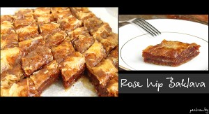 rose hip baklava11
